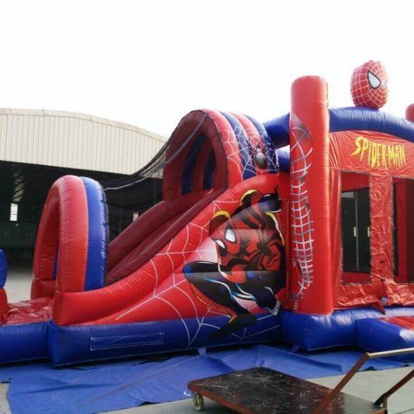 spiderman-bouncy-combo